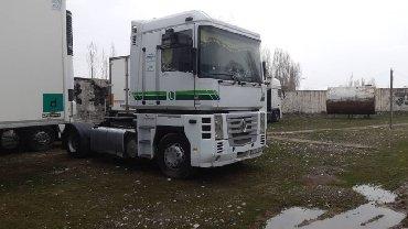 Бу-рено - Кыргызстан: Рено магнум 2006 года,двигатель и коробка-вольво.прицеп рерижератор