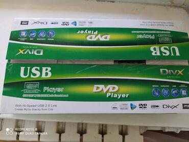 video-cassette-player в Кыргызстан: DvD от компании (Divx)Разъем для USBМожно подключить караокеУпаковку