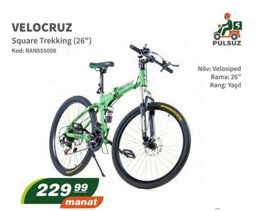 azimut crosser usaq uectkrli velosipedlr - Azərbaycan: Wok wok wok