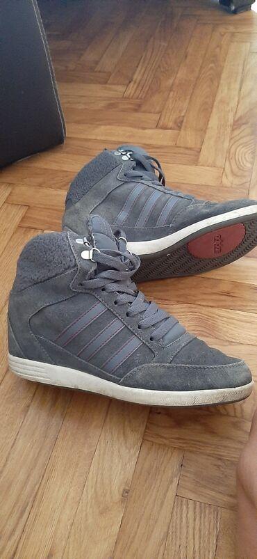 Adidas super s - Srbija: Zenske duboke original patike adidas. Koriscene ali u super stanju