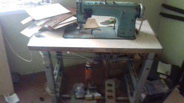 Швейная машинка по коже Советская производства цена 15000 сом в Кок-Ой
