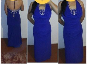 Вечернее платье, очень красивое. Одевала всего раз, прошу 2500 в Кок-Ой