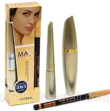 Max factor Maskara alajner i olovka