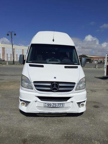 Avtomobillər - Qobustan: Mercedes-Benz Sprinter Classic 2.7 l. 2012 | 411866 km