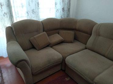 Продаю диван + раскладной мини диван в Бишкек - фото 6