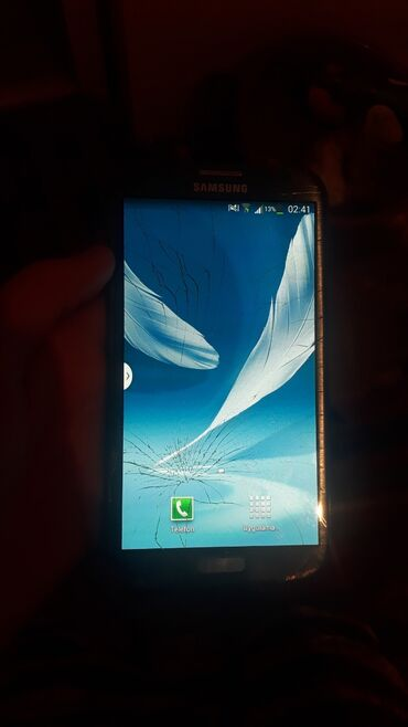 Samsung galaxy note 2 - Азербайджан: Б/у Samsung Galaxy Note 2 4 ГБ Черный
