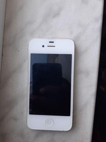 зарядка iphone 4s в Азербайджан: Б/У iPhone 4S 32 ГБ Белый