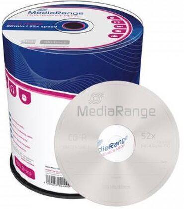 ������������������r���:za33������������������,������������������,������������������,��������������������� - Srbija: MediaRange CD-R. Kapacitet : 700MB Brzina: 52X Pakovanje: plastično zv