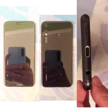 Huawei p20 lite 4ram 64 yaddas prablemsiz telefondu ela vezyetdedi