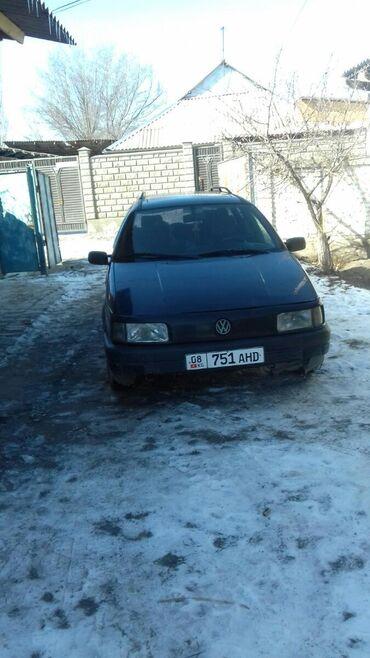 запчасти на volkswagen passat b3 в Кыргызстан: Volkswagen Passat 1.8 л. 1990