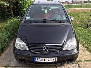 Mercedes-Benz A-class 1.4 l. 2003 | 180000 km
