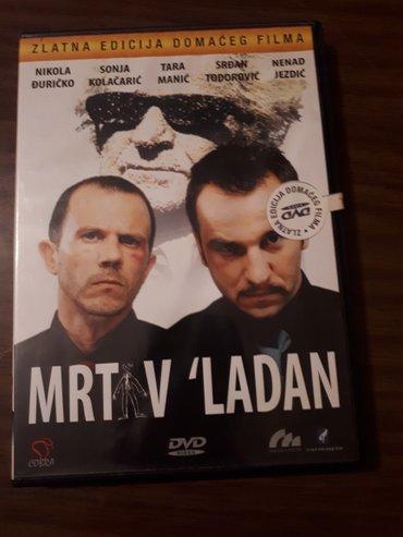 Akcija film original dvd mrtav ladan ocuvan kucna kolekcija - Beograd