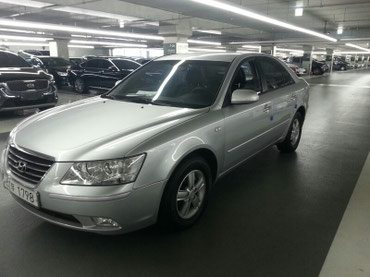 Hyundai Sonata 2008 в Бишкек
