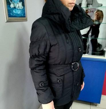 Divna jakna kao nova velL-Xl iznutra je postavljena KRZNOM ,topla i - Batajnica
