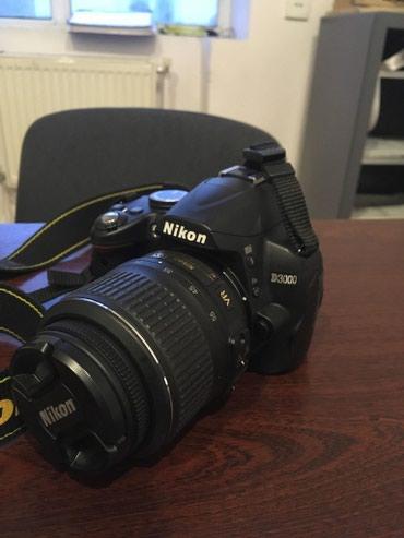 Bakı şəhərində Fotoaparat Nikon D 3000