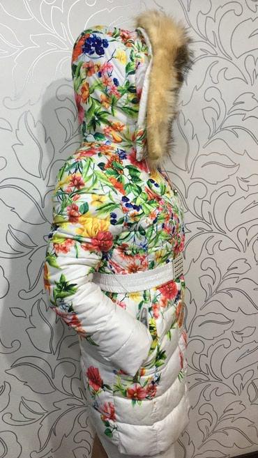вязание пальто кардиганы пончо в Кыргызстан: Пальто почти новое 46 размер