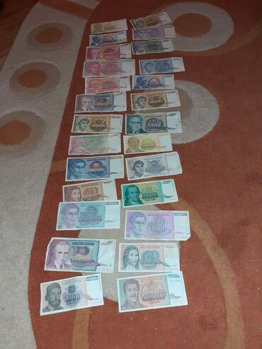 Banknote - Kragujevac: Povoljno.Stare novcanice i bonovi