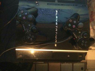 SONY PlayStation3 ........ имеется коробка, 2 джойстика, кабель ( под в Ош