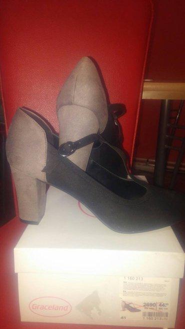Prelepe, elegantne, udobne graceland cipele. Broj 41. Novo pogledajte - Zrenjanin