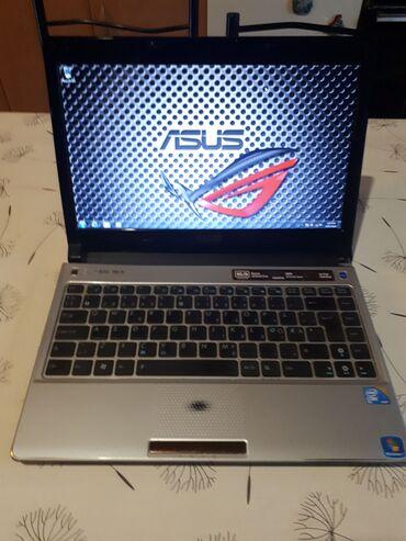 Asus UL30A- Laptop u odlicnom fizickom i funkcionalnom stanju. Odlican