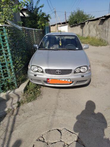 запчасти toyota corolla в Кыргызстан: Toyota Corolla 1.6 л. 2000
