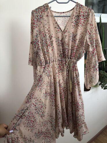 Платье летнее, нежное. Размер M состояние отличное покупала дороже)