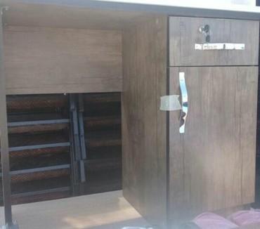 Bakı şəhərində Ofis stolu 50 ×90 SM OLCU  HER rengde ve her olcude var catdirilma