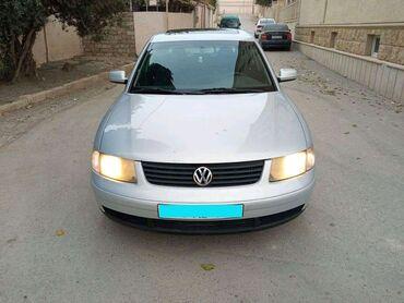 təcili maşın satılır in Azərbaycan | VOLKSWAGEN: Volkswagen Passat 1.8 l. 2000 | 118000 km