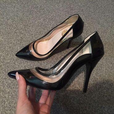 Cipele salonke providne