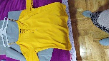 Ostalo | Mali Zvornik: Bluza, svilena M veličina