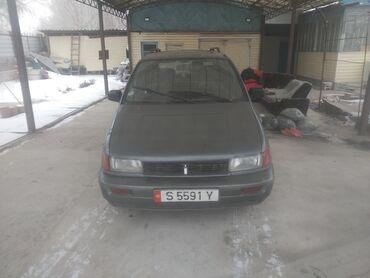 аккумуляторы для ибп yoso в Кыргызстан: Mitsubishi Space Wagon 2 л. 1992 | 257000 км