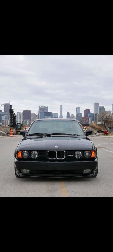 BMW 5 series 2.5 л. 1992 | 5225555 км