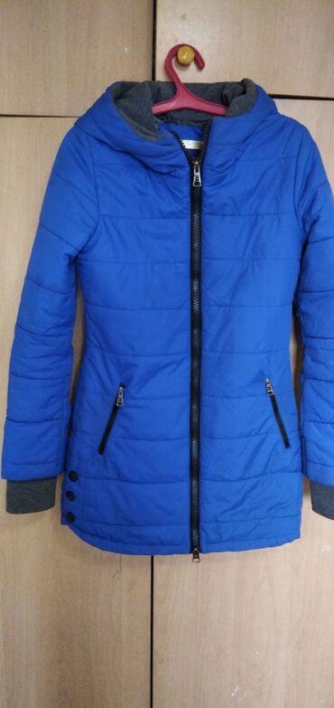 Женская куртка размер S(5 микрорайон)