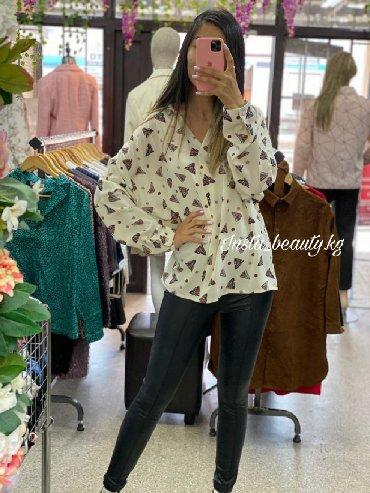 джинсовая жилетка женская в Кыргызстан: Женская блузка Размеры 44-50