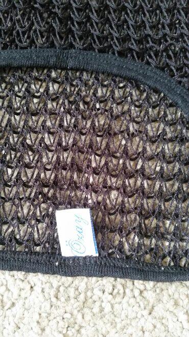 Ženska odeća | Pirot: Majica od mrezice crna