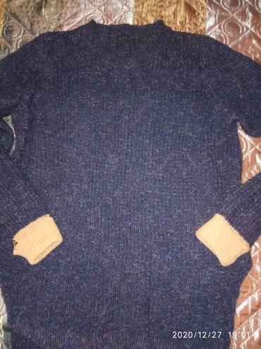 трикотажную кофту в Кыргызстан: Продаю женскую кофту Размер 48