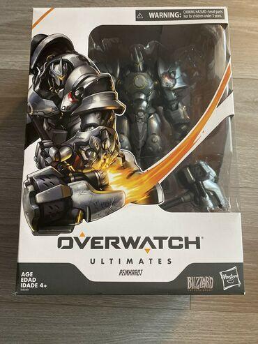 51 oglasa   PS4 (SONY PLAYSTATION 4): Overwatch Ultimates Series - Reinhardt akciona figura Novo i