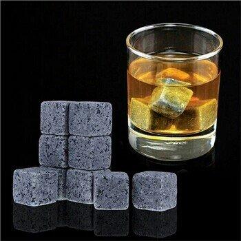 Bakı şəhərində лёд-камни охладитель для виски и всех других напитков    6  штук   18×