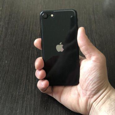 чехол iphone se в Азербайджан: Новый iPhone SE 128 ГБ Черный