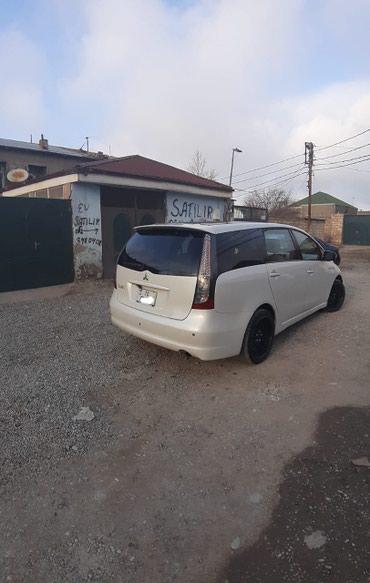 Mitsubishi Bakıda: Mitsubishi Grandis 2.4 l. 2003   280000 km