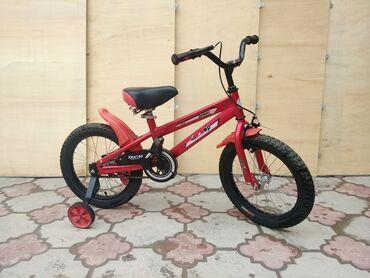 """Б/У Детский велосипед """"юпитер""""В отличном состоянии, фирменный.Размер"""