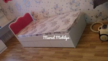 Bakı şəhərində Istehsal Murad Mobilya.Material Turk laminati. Ekoloji temizliye