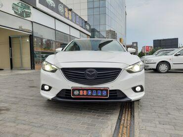 Mazda Azərbaycanda: Mazda 6 2.5 l. 2013 | 126000 km