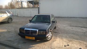 Mercedes-Benz 190 (W201) 1991 в Бишкек