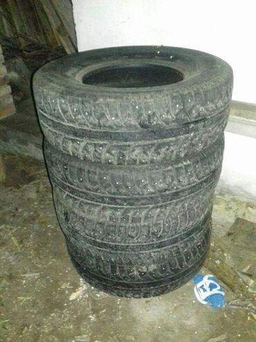 Продаю комплект резины для джипа 275/70 r16 в нормальном остоянии . Ко