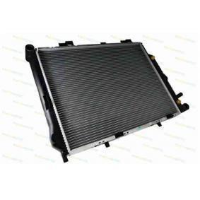 Su radiatoru  MERCEDES-BENZ: E-CLASS (W210) E 200 (210.035)/E 200 D (2