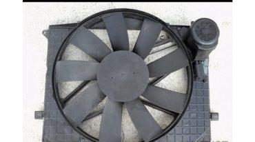 Вентилятор охлаждения на Мерседес w220.Цена 9000 в Кок-Ой