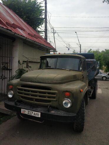 Грузовики-до-10-тонн - Кыргызстан: Зил. Доставка грузов до 7 тонн. Вывоз строй мусора, бытового мусора