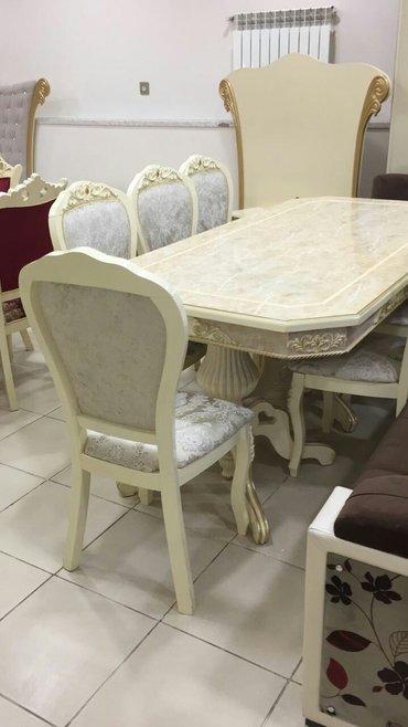 Bakı şəhərində Klassik stol stul