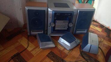 Электроника в Агдам: Динамики и музыкальные центры